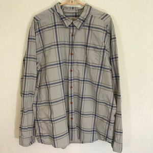 Quiksilver Waterman Collection mens shirt